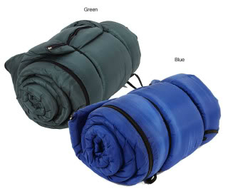 Sleeping Bags, backpacking for dummies