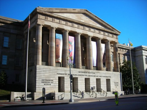 Smithsonian National Portrait Gallery, art museums