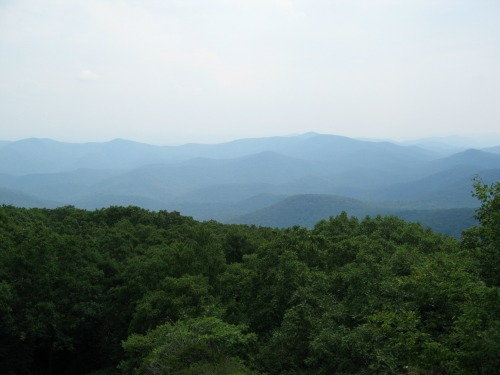 Smoky Mountains, blood mountain