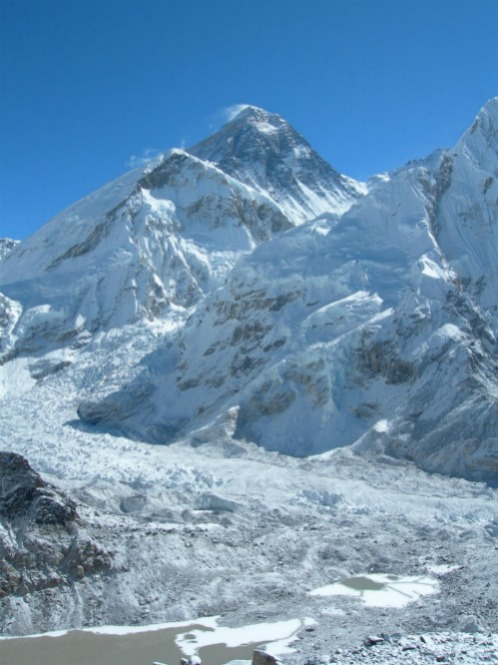 South Col, Khumbu Icefall, Mt Everest
