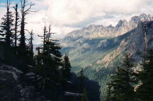Steep Rocks, north cascades national park
