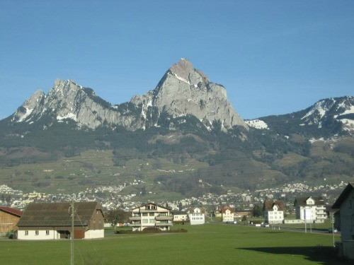 Swiss Alps, Rick Steves