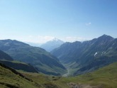 Hike From Les Chapieux to Col de la Croix du Bonhomme, backpacking europe