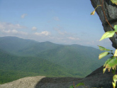 Shenandoah Valley from Old Rag, Shenandoah National Park