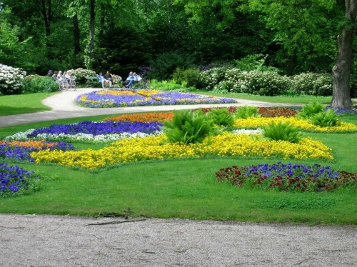 Tiergarten, Backpacking Tours Around Europe