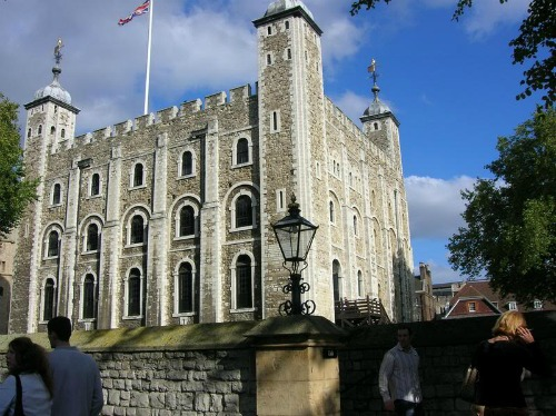 Tower of London, best cheap backpacking in europe