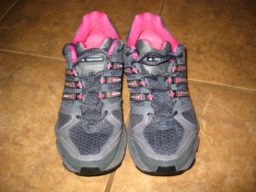 Trail Runners, backpacking lite