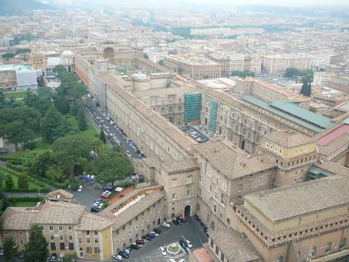 The Vatican Museums, best cheap backpacking in europe