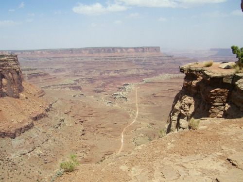 View From Island In The Sky, moab utah