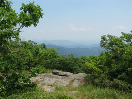 Views are just Incredible!, blood mountain