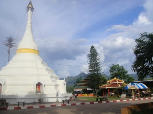 Mae Hong Son Loop, Wat Phra That Doi Kong Mu