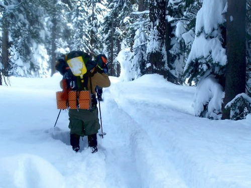 Winter Backpacking!
