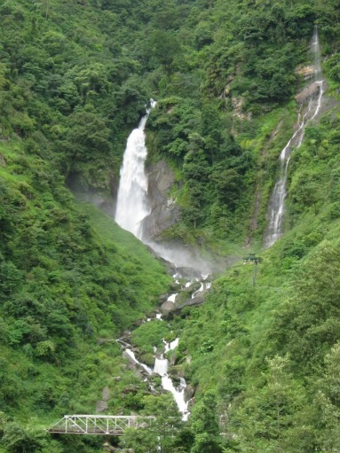 Waterfalls, backpacking in india